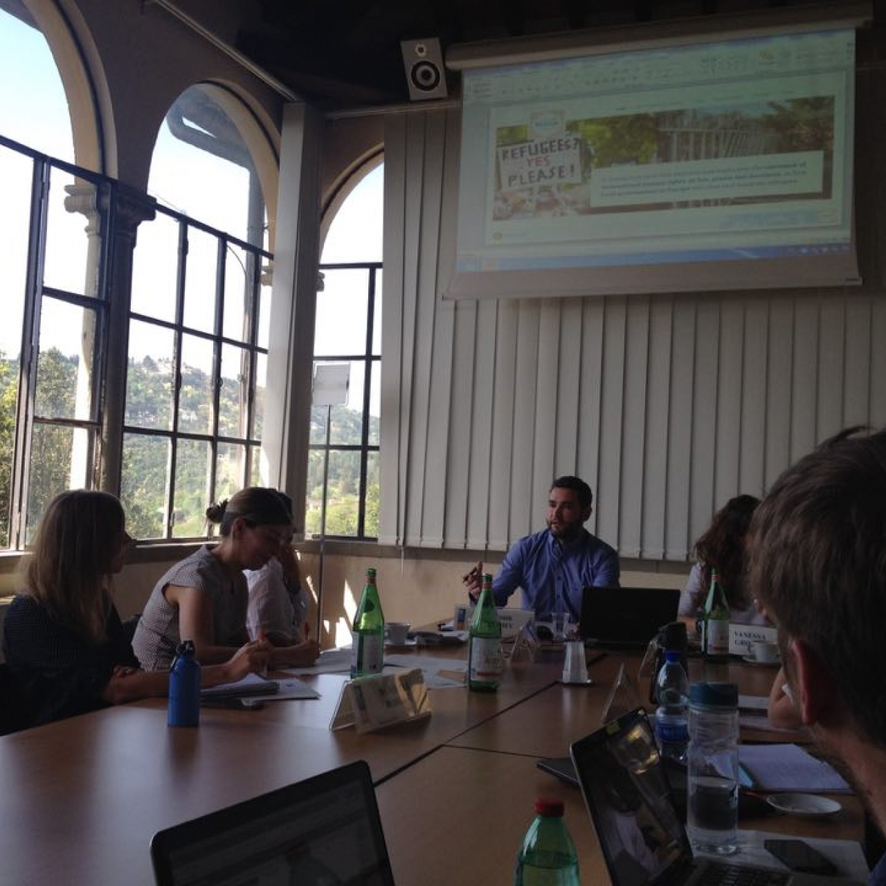Paper presentation at the European University Institute's Migration Working Group